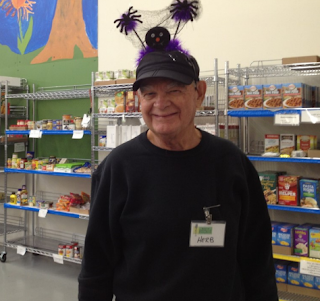 South Corvallis Food Bank Volunteer