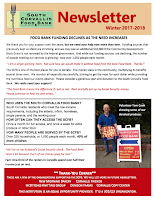Winter 2017/2018 SCFB Newsletter