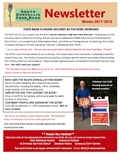 Winter 2017/2018 SCFB Newsletter