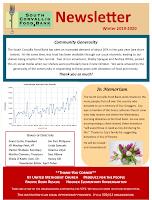 SCFB Newsletter Winter 2019-2020